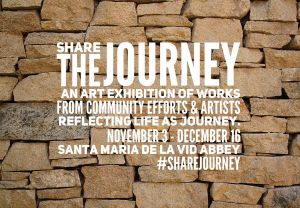 Share The Journey @ Santa Maria de la Vid Abbey